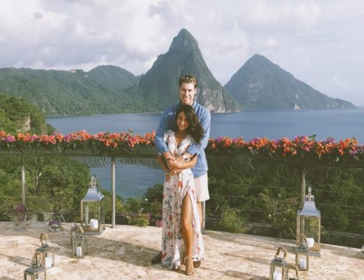 Honeymoon in St.Lucia