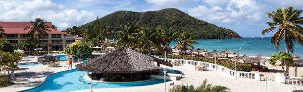 cheap accommodation in St.Lucia