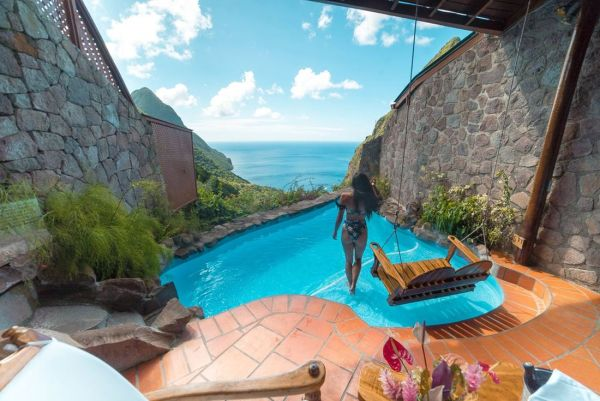 Best all inclusive in St.Lucia