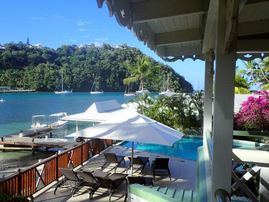 Resorts in Marigot Bay St.Lucis
