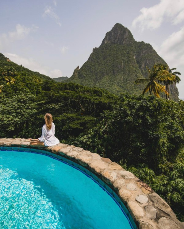 Stonefield Villa in St. Lucia- Accommodation