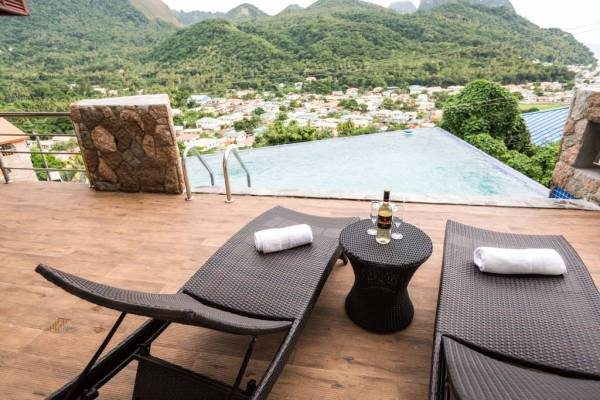 best airbnb in St.Lucia
