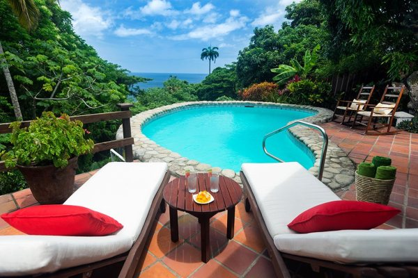 Villas in St. Lucia