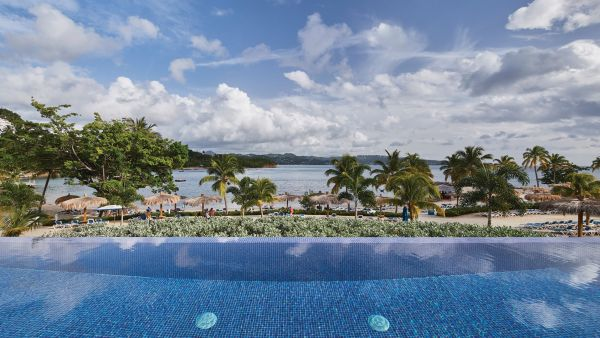 all inclusive beach resort in St. Lucia