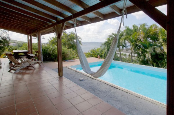 Airbnb in Martinique