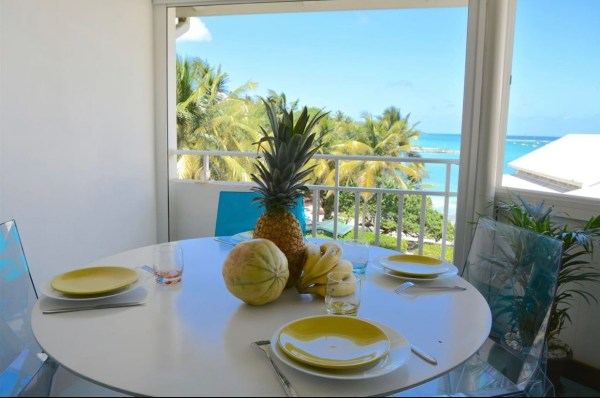 Airbnb in Martinique