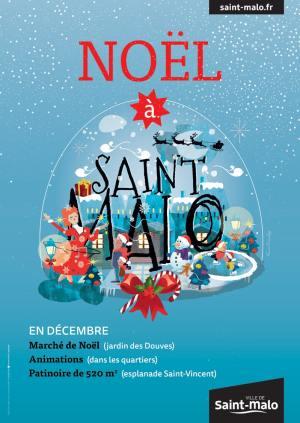 Noël saint malo 2018