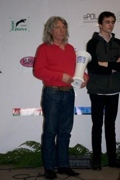 Franck Linol - Prix Panazô des lycéens 2016