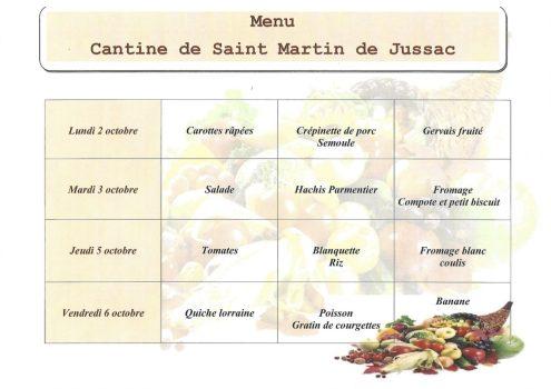 menu cantine S 40 - copie