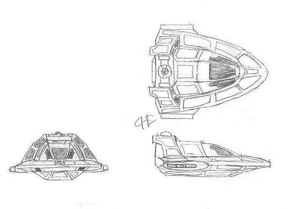 Star Trek: Renaissance Technical Manual, Section 5 » Star