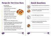 thumbnail of Recipe for Hot Cross Buns
