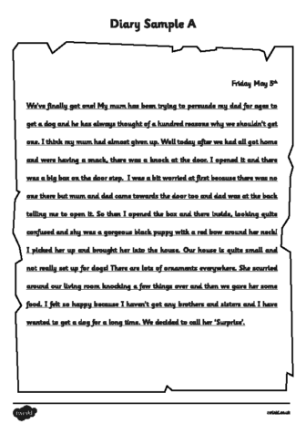T2-E-1886-Diary-Writing-Examples