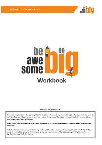 Be-Awesome-Go-Big-Workbook-to-print