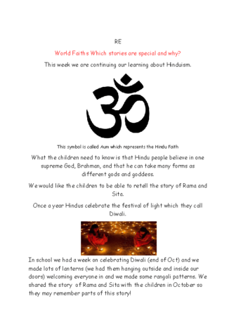 RE Hinduism 2
