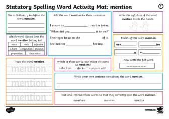 Activity Mat 13
