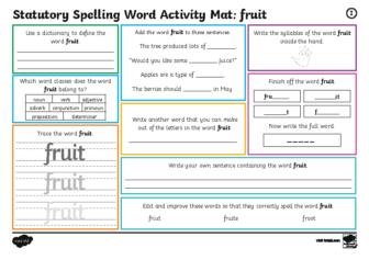 Activity Mat 9
