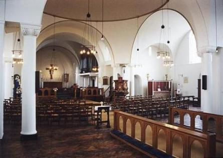 3. The Nave