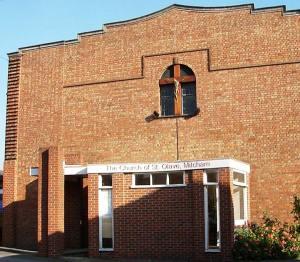 St Olave's Church