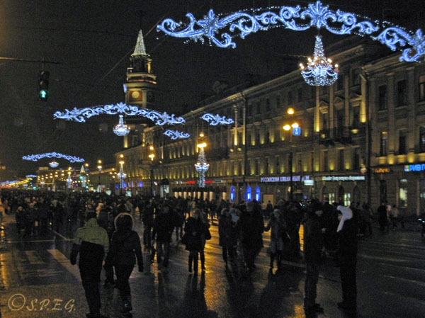 Winter in St Petersburg Russia  What to See  Do