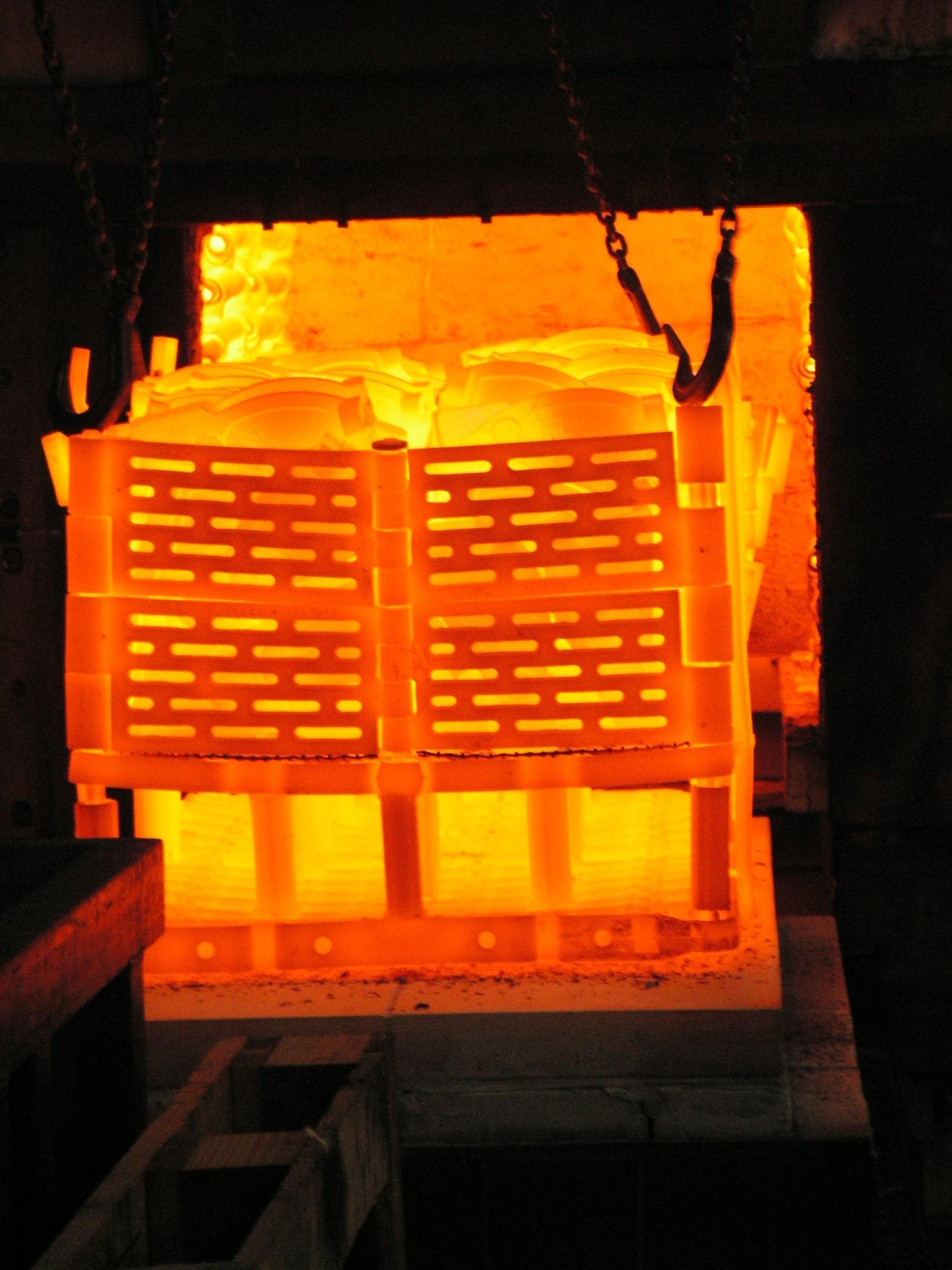 Ebarbage et traitement thermique  SaintRmy Industrie