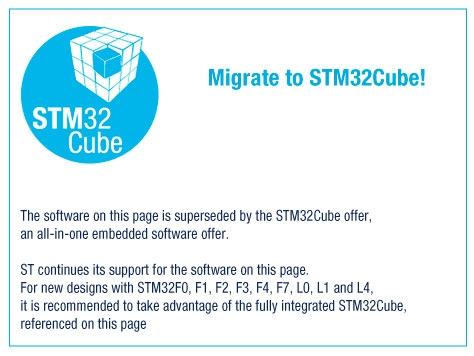 STSW-STM32026 - LwIP TCP/IP stack demonstration for STM32F107xx (AN3102) - STMicroelectronics