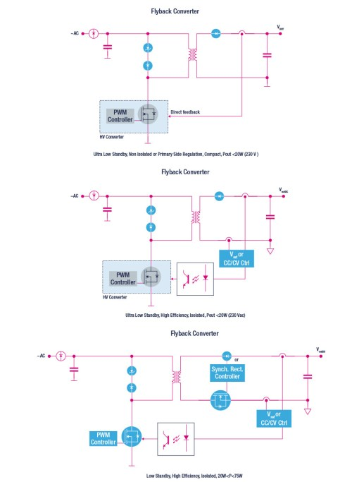 small resolution of flyback converter circuit diagram