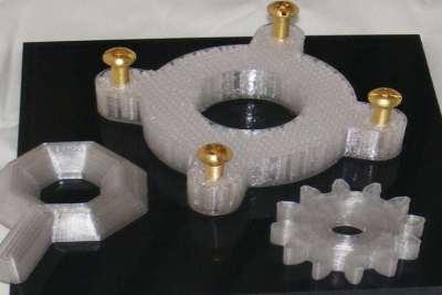 3D-печать Pet-G пластиком