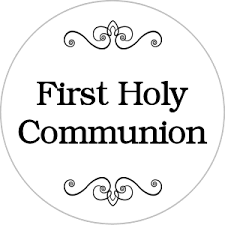 St. Therese Academy First Holy Communion 5-6-17
