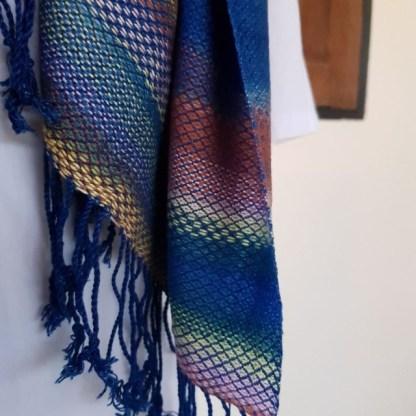 regenboog sjaal