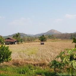 armoede en hitte op het Thaise platteland