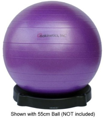 fitball balance ball chair fishing reviews top 7 stability for improved health posture isokinetics inc brand exercise base