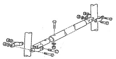 Universal Door/Harness/Dash Bar Kit-Stable Energies