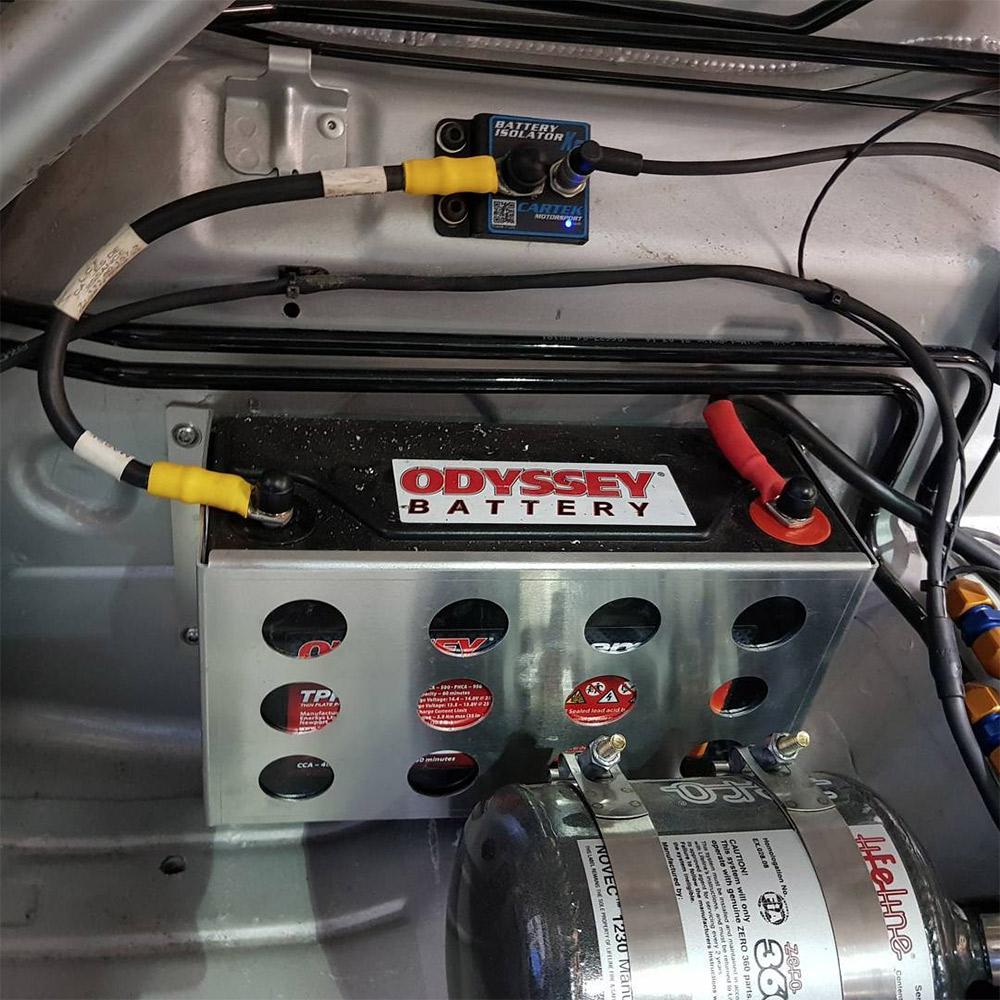 medium resolution of  cartek isolator battery isolator xr and electronic kill switch ck br 08