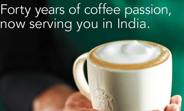 Starbucks in India: Choose between a Coffee for Rs 150 or Rs 1.65 ...