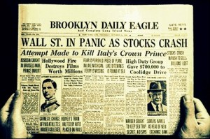 Will the Next Big Market Crash Come Before 2016?