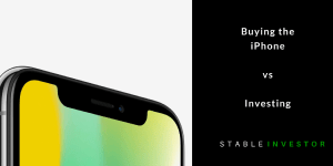 [No Gyan] – Buying the new iPhone X vs Investing
