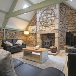 Self-catering cottage in Northumberland, Millstone cottage living room