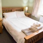 Self-catering accommodation in Northumberland, Pippin cottage 2nd double bedroom