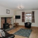 Stablewood Coastal Cottages Godwit Living Room Northumberland Cottages