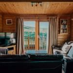 Stablewood Coastal Cottages Grey Heron Living Room Northumberland Cottages