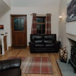 Stablewood Coastal Cottages Grey Seal Living Room Northumberland Cottages