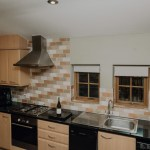 Stablewood Coastal Cottages Grey Seal Kitchen Northumberland Cottages
