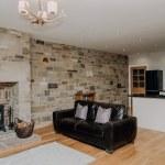 Stablewood Coastal Cottages Jackdaw Living/Kitchen Northumberland Cottages