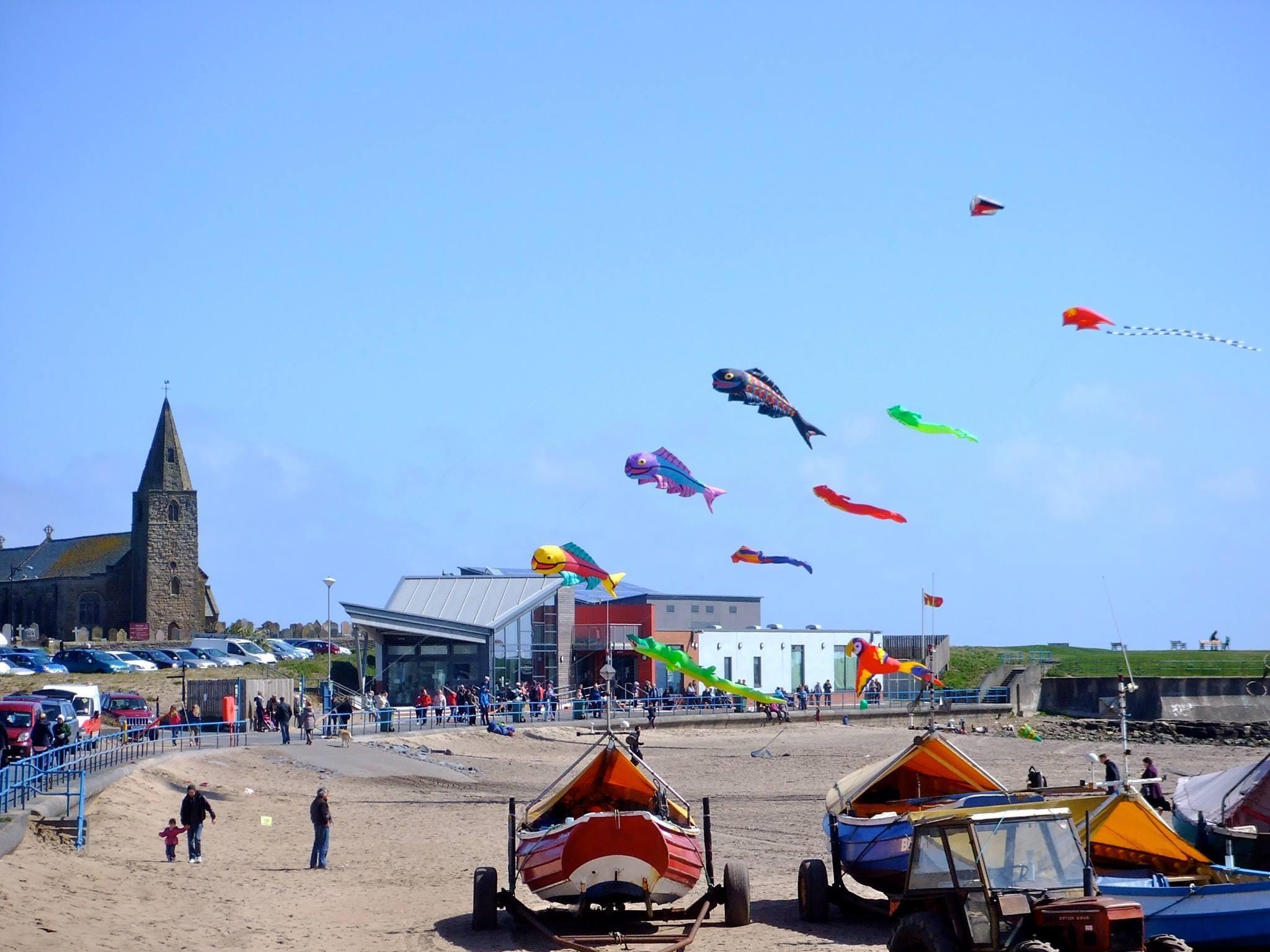Newbiggin Kite Festival