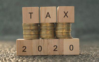 Daling van de vennootschapsbelasting