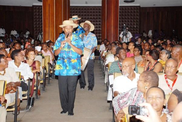 Barbados Barbadians