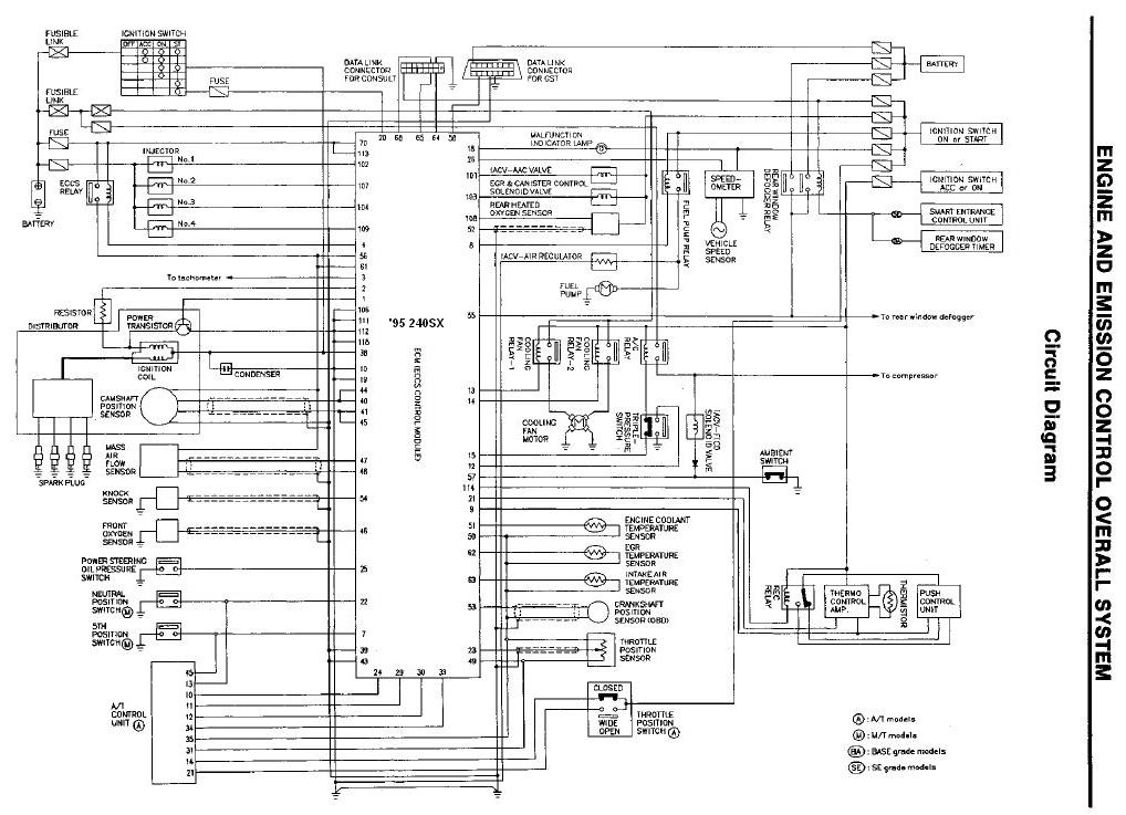 sr20det o2 sensor wiring diagram