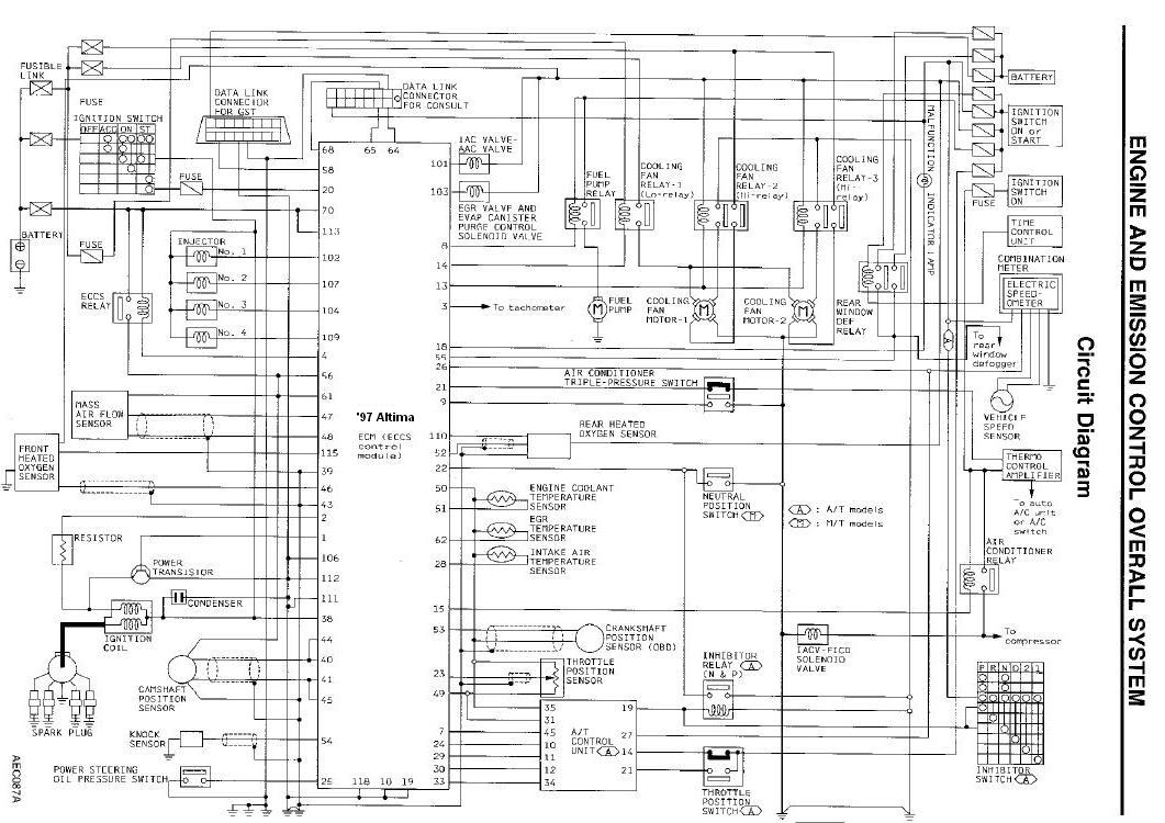 Nissan Altima Electric Diagram, Nissan, Free Engine Image