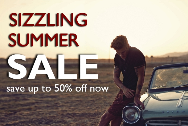 2015 Staccato Menswear Vancouver Summer Sale