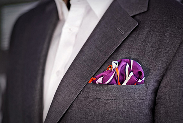 The Pocket Square Staccato Vancouver Menswear Suits Weddings Business Pocket Squares Men's fashions